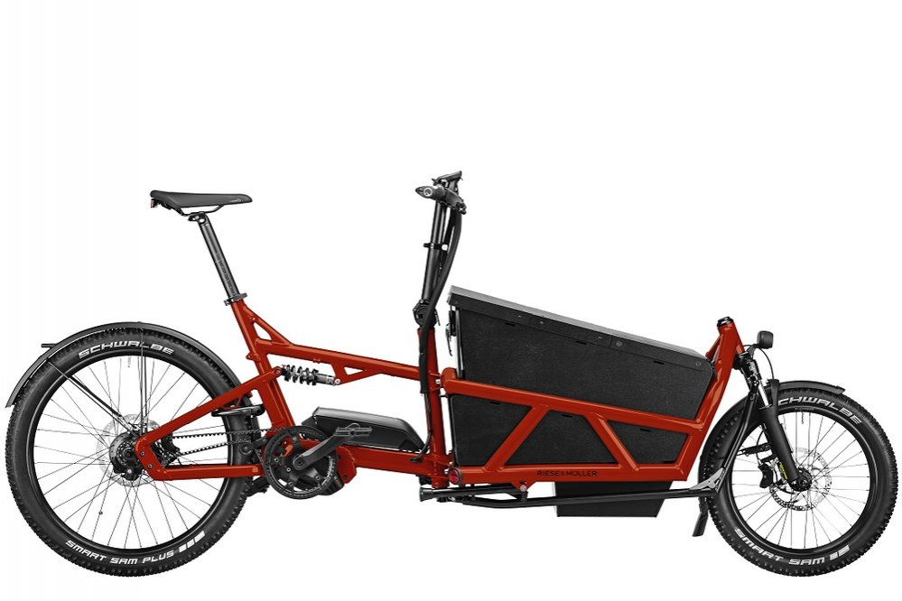 Riese & Müller Load 60 Cargo E-Bike