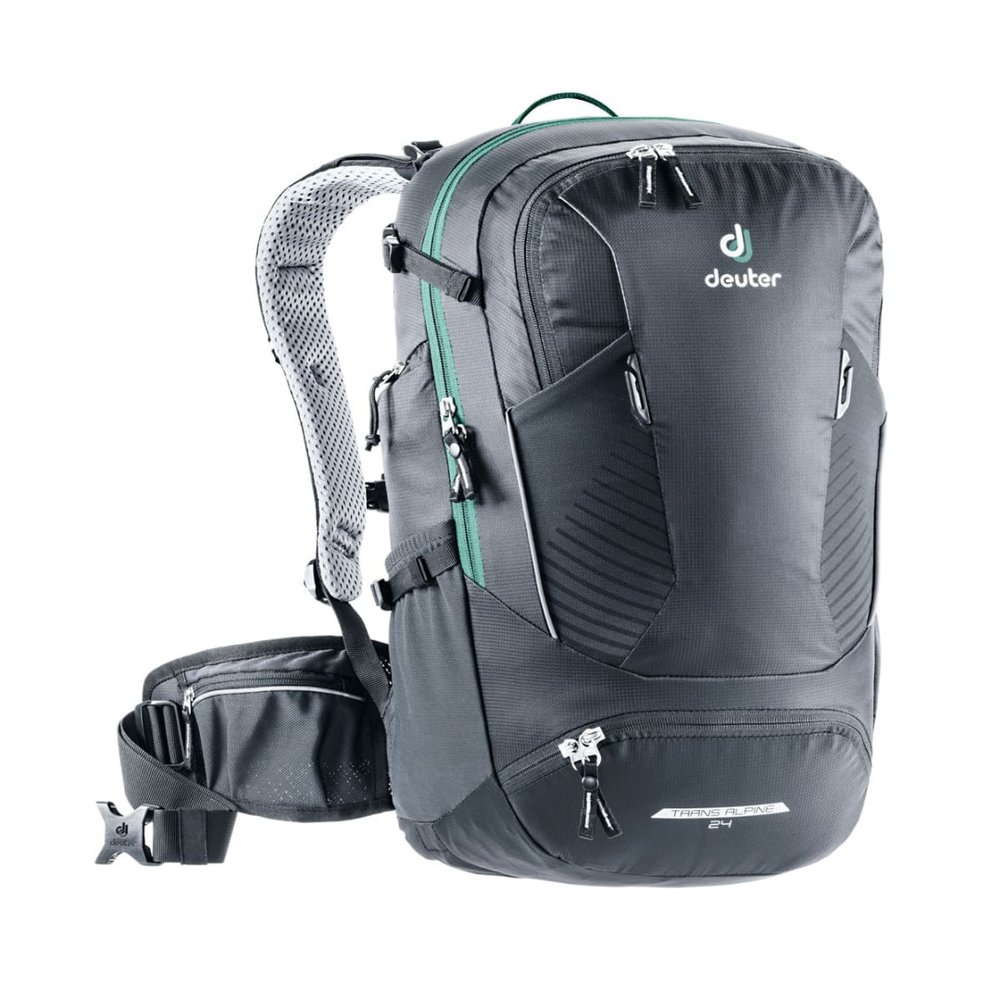 Deuter Trans Alpine 24 black