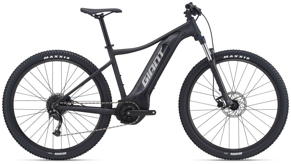 GIANT Talon E+ 2 XL black matt