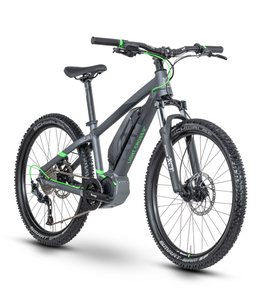Husqvarna Bicycles Light Cross LCjr 24 Anthracite / Black / Neongreen uni