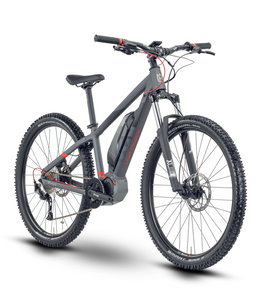 Husqvarna Bicycles Light Cross LCjr 27.5 Anthracite / Black / Red uni