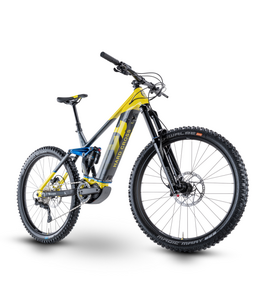 Husqvarna Bicycles Hard Cross 6 Yellow / Anthracite / Blue XL