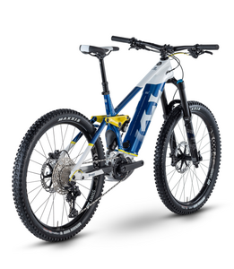 Husqvarna Bicycles Hard Cross 8 White / Blue / Yellow L