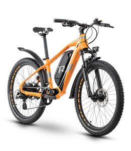 R Raymon FourRay E 1.5 Street Orange / Grey uni
