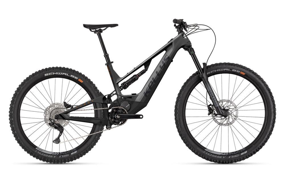 KELLYS Theos F50 Anthracite L 29 /27.5  720Wh