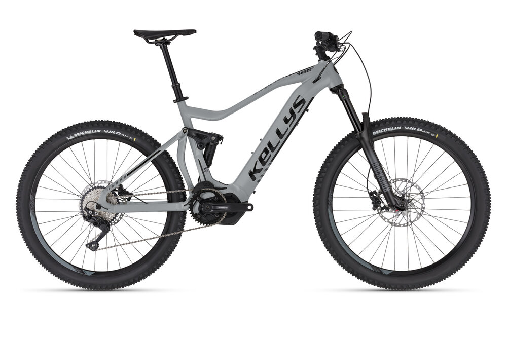 KELLYS Theos i50 Light Grey S 29 /27.5  630Wh