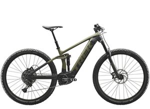 Trek Rail 5 625Wh S Matte Olive Grey/Trek Black