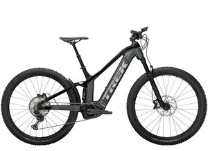 Trek Powerfly FS 7 M (29  wheel) Lithium Grey/Trek Black