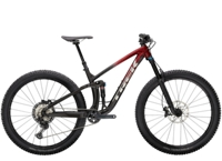 Trek Fuel EX 8 XT M (29  wheel) Rage Red to Dnister Black Fade