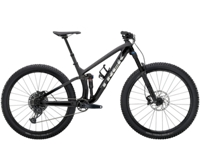 Trek Fuel EX 9.7 S (29  wheel) Matte Raw Carbon/Gloss Trek Black