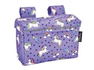 Electra Bag Handlebar Velcro Unicorn One Size