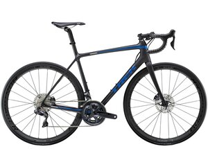 Trek Émonda SL 7 Disc 52 Matte Black/Gloss Blue