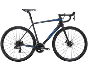 Trek Émonda SL 7 Disc eTap 52 Matte Black/Gloss Blue