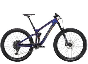 Trek Slash 9.8 M Purple Phaze/ Raw Carbon