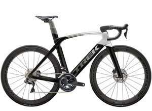 Trek Madone SLR 7 Disc 58 Black/Silver-Grey Fade