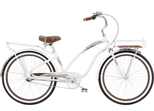 Electra Koa 3i 26  wheel White