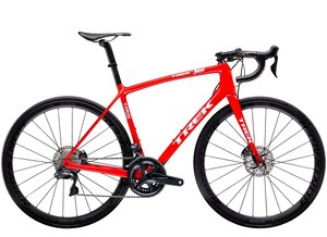 Trek Émonda SLR 7 Disc 60 Viper Red/Trek White