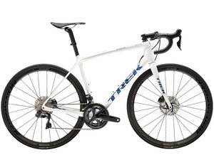 Trek Émonda SLR 7 Disc 54 Voodoo Trek White/Blue